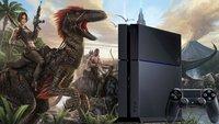 ARK Survival Evolved: Sony will das Spiel (noch) nicht auf der PlayStation 4