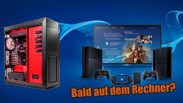 PlayStation Now: Soll bald angeblich auch für den PC zur Verfügung stehen