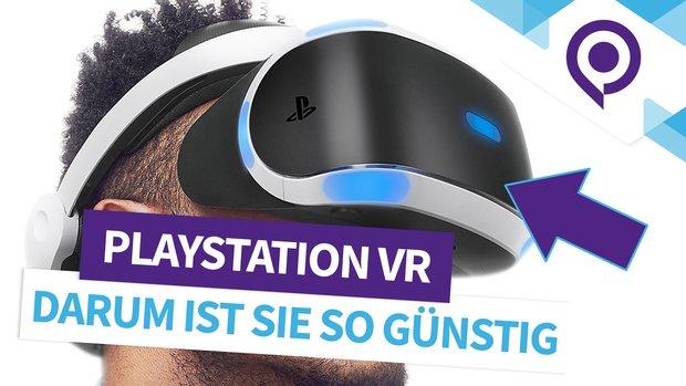 PlayStation VR: Sony verrät, warum die VR-Brille günstiger ist als die Konkurrenz