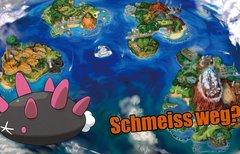 Pokémon Sonne & Mond: Geld...