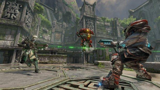 Quake Champions: Erster Gameplay-Trailer begeistert mit schneller Oldschool-Action
