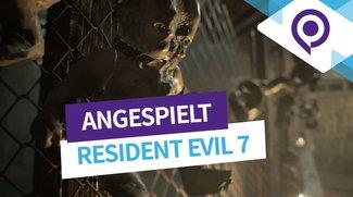 Resident Evil 7 angespielt: Schauriges Versteckspiel auf der gamescom
