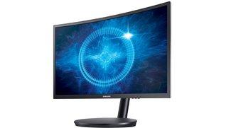 Samsung C24FG70: Curved-Gaming-Monitor mit 24 Zoll vorgestellt