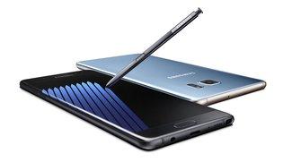 Wegen Explosionsgefahr: Samsungs halbiert Akkukapazität des Galaxy Note 7