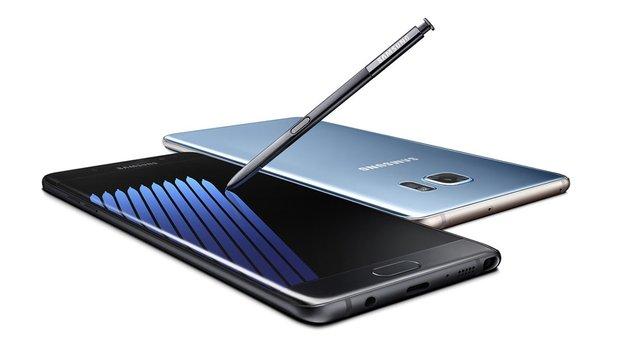 Samsung Galaxy Note 7: Bestes Smartphone-Display mit rekordverdächtiger Helligkeit