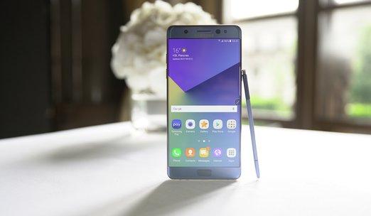 Galaxy Note 7 im Hands-On-Video: Samsungs neues Phablet-Flaggschiff überzeugt