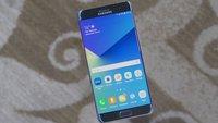 Samsung Galaxy Note 7: Sicherheitsbehörden ordnen Röntgentests an