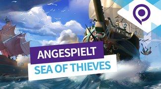 Sea of Thieves angespielt: Warum das neue Rare-Spiel noch Feinschliff braucht (gamescom 2016)