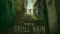 Rainbow Six Siege: Launch-Trailer zum Skull Rain-DLC veröffentlicht