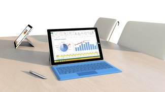 Surface Pro 3: Firmware-Update behebt Akku-Probleme