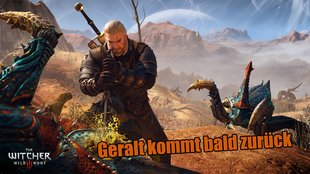 "The Witcher 3: ""Game of the Year""-Edition mit Release-Termin und neuem Trailer"