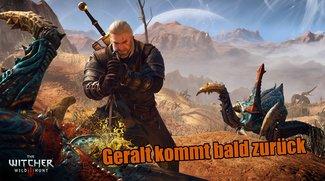 "The Witcher 3: ""Game of the Year""-Edition mit Release-Termin und neuem Trailer"