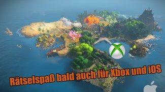 The Witness: Das gefeierte Puzzlespiel erscheint schon bald für Xbox One und iOS