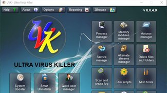 Ultra Virus Killer (UVK)