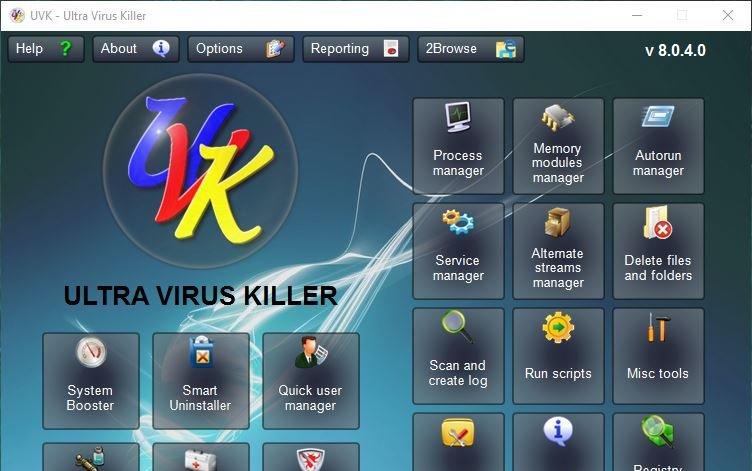 Ultra-Virus-Killer