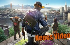 Watch Dogs 2: knapp 20 Minuten...