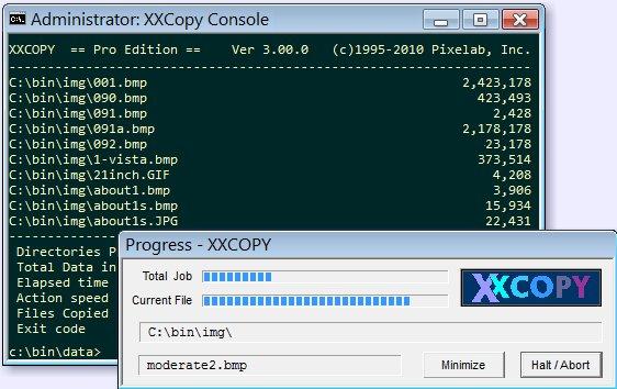XXCOPY