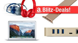 Sonntagsangebote: MacBook Air, Beats Solo2, USB-C-Dock u.v.m. heute günstiger
