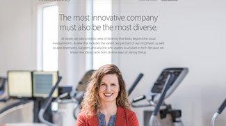 Diversitäts-Bericht: Apple ist wieder etwas vielfältiger geworden