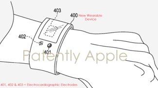 Apple-Patentantrag beschreibt EKG-Gerät für Handgelenk und Knöchel