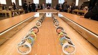 Apple Watch: Verfügbarkeit der aktuellen Modelle geht zurück