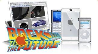 Wie Apple-Fans sich früher die Zukunft dachten: Konzepte im Wandel der Zeit (Teil 2)