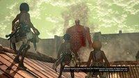 Attack on Titan - Wings of Freedom: Einsteiger-Tipps und Guide zum Titanengeschnetzel