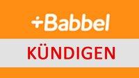 Babbel kündigen: So geht's