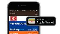 Deutsche Bahn unterstützt iPhone-Wallet: Virtuelle Ticketverwaltung endlich möglich