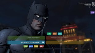 Batman - The Telltale Series: Crowd Play im Detail