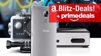 Blitzangebote: Honor 7 Smartphone, GoPro-Alternative, Intel NUC Mini-PC u.v.m. günstiger + Prime Deals für Kinder