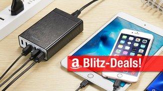 Blitzangebote: Full-HD-Display, Powerbank, Schnellladegerät, SuperDrive u.v.m. heute günstiger zum Bestpreis