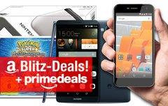 Prime Deals (Tagesangebote):<b> Nintendo 3DS XL, Huawei Ascend Mate 7, Wileyfox Spark u.vm. günstiger + Blitzdeals</b></b>