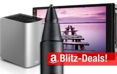 Blitzangebote:<b> iPad-mini-Tastatur, Thunderbolt-RAID, Wacom-Stift fürs iPad, Android-Autoradio u.v.m. günstiger </b></b>