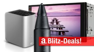 Blitzangebote: iPad-mini-Tastatur, Thunderbolt-RAID, Wacom-Stift fürs iPad, Android-Autoradio u.v.m. günstiger