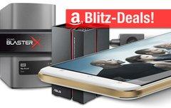 Blitzangebote:<b> 12 TB Desktop-RAID, Note S Smartphone, Dual-Band Repeater, ext. 7.1 Sound für Mac, PC, PS4 u.v.m.</b></b>
