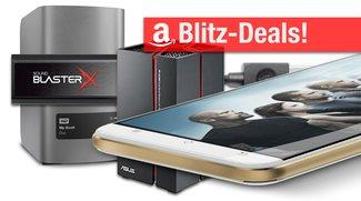 Blitzangebote: 12 TB Desktop-RAID, Note S Smartphone, Dual-Band Repeater, ext. 7.1 Sound für Mac, PC, PS4 u.v.m.