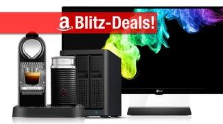 Blitzangebote: 34-Zoll-Display, Chromebox, 12 TB NAS, 4 TB Festplatte, 1 TB SSD, Nespresso-Maschine u.v.m. günstiger