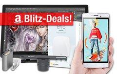 Blitzangebote:<b> Magsafe-Lightning-Adapter, Pen-Display für Mac & PC, Smartphone mit Fingerprint, Wetter-HomeKit-Sensor</b></b>