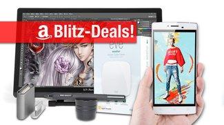 Blitzangebote: Magsafe-Lightning-Adapter, Pen-Display für Mac & PC, Smartphone mit Fingerprint, Wetter-HomeKit-Sensor