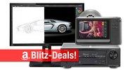 Blitzangebote: 4K-Monitor, B&O BT-Lautsprecher, Lichtfeldkamera, 7.1 AV Receiver mit AirPlay u.v.m. günstiger