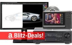 Blitzangebote:<b> 4K-Monitor, B&O BT-Lautsprecher, Lichtfeldkamera, 7.1 AV Receiver mit AirPlay u.v.m. günstiger</b></b>