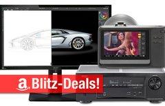Blitzangebote: 4K-Monitor, B&O...