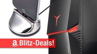 Blitzangebote: iPhone- und Festplatten-Dock, AirPrint-Drucker, Lenovo Gaming PC u.v.m. heute günstiger