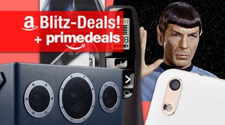 Blitzangebote und Prime Deals: 50 Jahre Star Trek + Logitech Presenter, Ulefone Paris, AiPlay-Lautsprecher u.v.m.