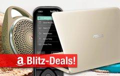 Blitzangebote:<b> iPhone-USB-Stick, wasserdichter BT-Lautsprecher, Asus Subnotebook, Logitech Harmony Elite u.v.m. billiger</b></b>