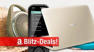 Blitzangebote: iPhone-USB-Stick, wasserdichter BT-Lautsprecher, Asus Subnotebook, Logitech Harmony Elite u.v.m. billiger