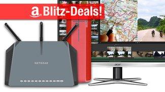 Blitzangebote: WQHD-Monitor, AirPort-Alternative, UE Boom Lautsprecher, SSD u.v.m. heute günstiger