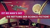 No Man's Sky ist todlangweilig – und genau das, was die Science-Fiction gerade braucht