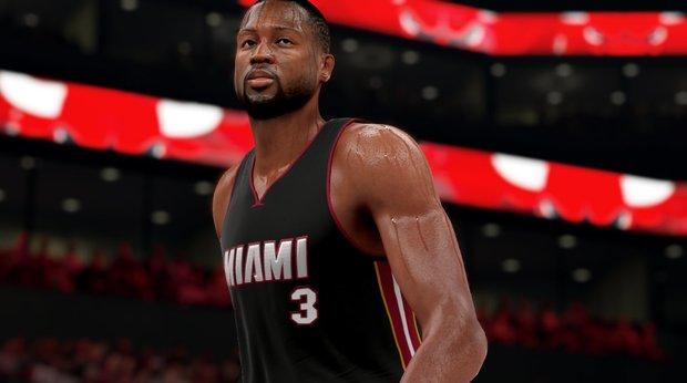 NBA 2K16: Mit dem Shooting Guard zum Meistertitel